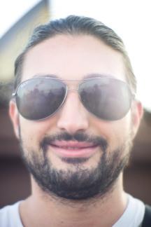 Nikolay's face